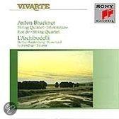 Bruckner: String Quintet, Intermezzo, etc / L'Archibudelli