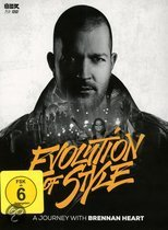 Evolution Of Style (Dvd+Blu-ray+Cd)
