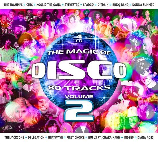 Top 10 Disco dance muziek albums