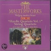 Mozart: Haydn string quartets vol. 1