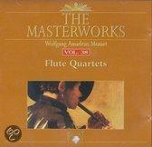 Mozart: Flute quartets vol. 38