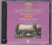 Mozart: String quartets vol. 29