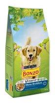 Bonzo® Vitafit™ Menubrokken - Hondenvoer - Kip & toegevoegde Groenten - 15 kg