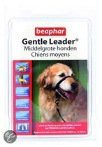 Beaphar Gentle Leader Black - Medium