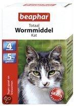 Beaphar wormTabletten - 1 st à 10 st