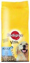 Pedigree - Vital Protection Adult - Hondenvoer - Droog - Lam - 15 kg