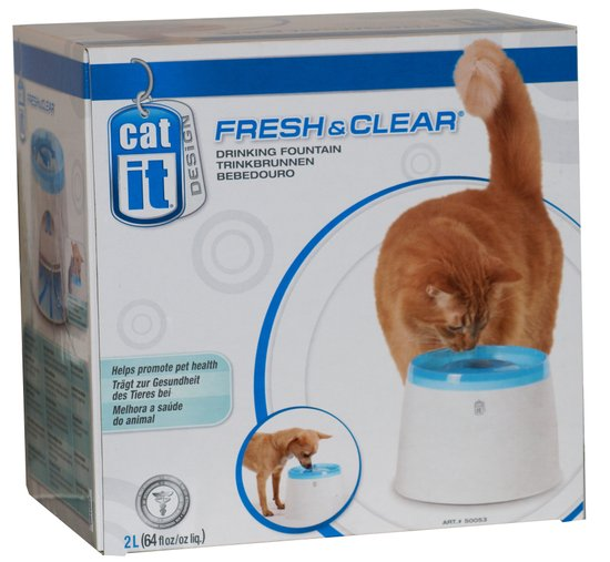 Catit Fresh And Clear Drinkfontein Kat - 2 L