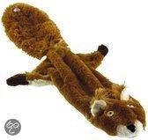 Pluche Skinneeez Fox - Hondenspeelgoed - 38 cm