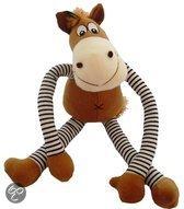 Yap Pull My Leg Pluche Paard - Speelgoed - 44 x 36 x 9.5 cm
