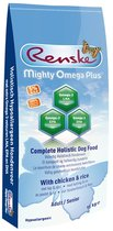 Renske Mighty Omega Plus Hondenvoer - Adult/Senior - Kip/Rijst - 15 kg