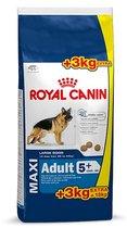 Royal Canin Maxi Adult 5+ - Hondenvoer - 15 kg + 3 kg