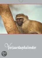 Verjaardagskalender Wildlife - Over Dieren 29x21 CM