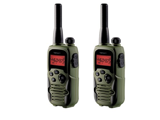 Topcom Twintalker 9500 Airsoft Edition - Walkie talkie