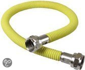 Plieger Flexibele Gasslang RVS M24x1,5 - 120cm