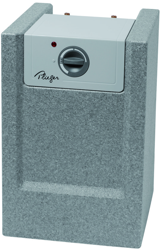 Plieger Keukenboiler - koperen ketel - 15 liter -2000 Watt