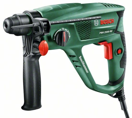Bosch PBH 2500 RE Boorhamer - 600 Watt - 1.9 J