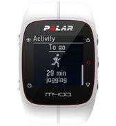 Polar M400 HR - Sporthorloge - Met Hartslagsensor - White