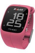 Polar M400 HR - Sporthorloge - Met Hartslagsensor - Pink