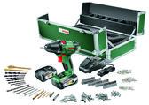 Bosch PSR 18 V LI-2 Accuboormachine - 18 V - Met 241-delige toolbox