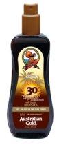 Australian Gold SPF 30 Spray Gel met bronzer 237 ML