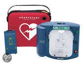 Philips AED HS-1 inclusief Tas, Beugel, AED service en rescuekit en stickers