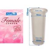 Pasante Vrouwen Condoom - 3 stuks - Condooms