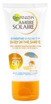 Garnier Ambre Solaire Baby In The Shade SPF 50+ - 50 ml - Zonnebrandcrème