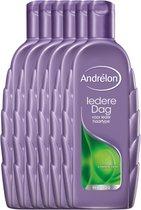 Andrélon Iedere Dag - 6 x 300 ml - Shampoo - Voordeelverpakking
