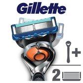 Gillette Fusion ProGlide met FlexBall Technologie - Scheermes + extra mesje