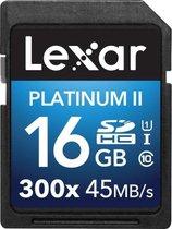 Lexar Premium Series SD kaart 16GB