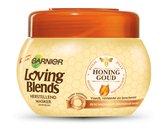 Garnier Loving Blends Honinggoud Herstellend Masker - 300 ml - Masker