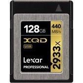 Lexar Professional XQD 2.0 kaart 128GB 2933x
