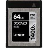 Lexar Professional XQD 2.0 kaart 64GB 1400x