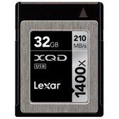 Lexar Professional XQD 2.0 kaart 32GB 1400x