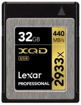 Lexar Professional XQD 2.0 kaart 32 GB 2933x