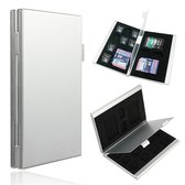 Multi Geheugenkaart Organizer Case - (micro) SD / MMC / TF Memory Card Opberger / Opbergdoos Houder