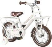 Yipeeh Liberty Urban - Kinderfiets - 12 Inch - Meisjes - Wit