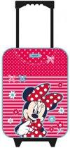 Minnie Mouse Look at Me Trolley koffer Handbage Vakantie