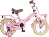 Popal Cooper Kinderfiets - Meisjes - 12 inch - Roze