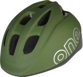Bobike ONE - Kinderhelm - Maat XS (46-52 cm)- Olive Green