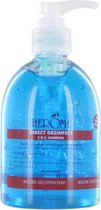 Top 10 Top 10 beste desinfectiemiddelen (2021): Herome Direct Desinfect (Limited Edition, beperkte voorraad) - 300ml. - Desinfecterende Handgel met 80% Alcohol