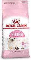 Top 10 Top 10 beste kattenbrokken kittens (2021): Royal Canin Kitten - Kittenvoer - 2 kg