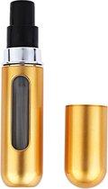 Top 10 Top 10 beste parfumverstuivers (2021): Mini Parfum Flesje | Lipstick Formaat Navulbare Parfum Verstuiver goud