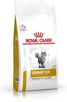 Top 10 Top 10 beste kattenbrokken kittens (2021): Royal Canin Urinary S/O Moderate Calorie - Kattenvoer - 9 kg