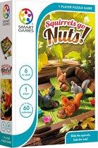 Top 10 Top 10 beste breinbreker spellen (2021): Smart Games - Squirrels Go Nuts (60 opdrachten)