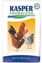 Top 10 Top 10 beste kippenvoer (2021): Kasper Faunafood Legmeel - Kippenvoer - 20 kg