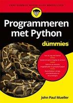 Top 10 Top 10 beste boeken over programmeren (2021): Voor Dummies - Programmeren met Python voor Dummies