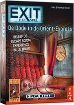 Top 10 Top 10 beste breinbreker spellen (2021): EXIT De dode in de Orient Express - Escape Room - Bordspel