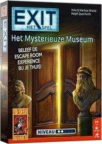Top 10 Top 10 beste breinbreker spellen (2021): EXIT Het Mysterieuze Museum Breinbreker - Escape Room - Bordspel