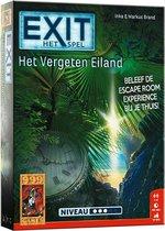 Top 10 Top 10 beste breinbreker spellen (2021): EXIT Het Vergeten Eiland - Escape Room - Bordspel